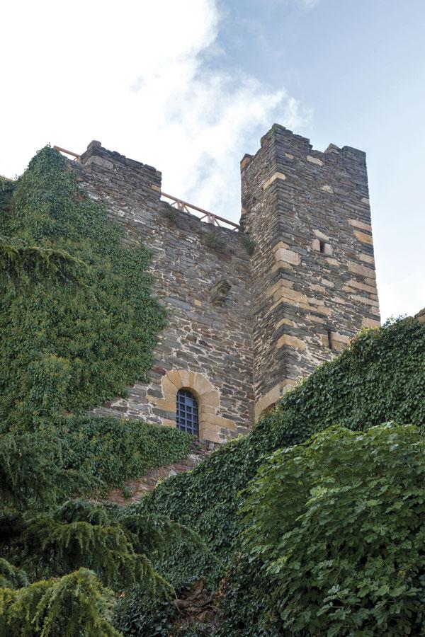 Torre del Homenaje, siglo XV