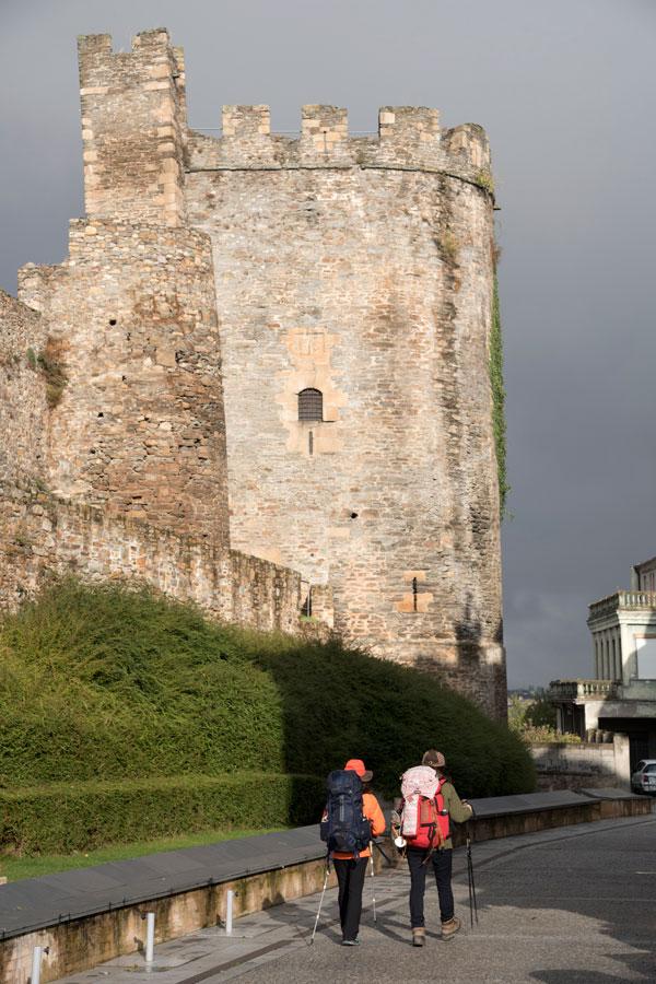 Torre de los Reyes Católicos, en el Castillo Viejo