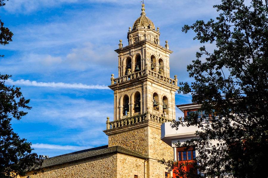Torre de la Basílica de la Encina