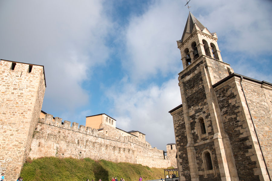 Torre de la Iglesia de San Andrés