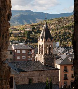 Torre iglesia San Andrés