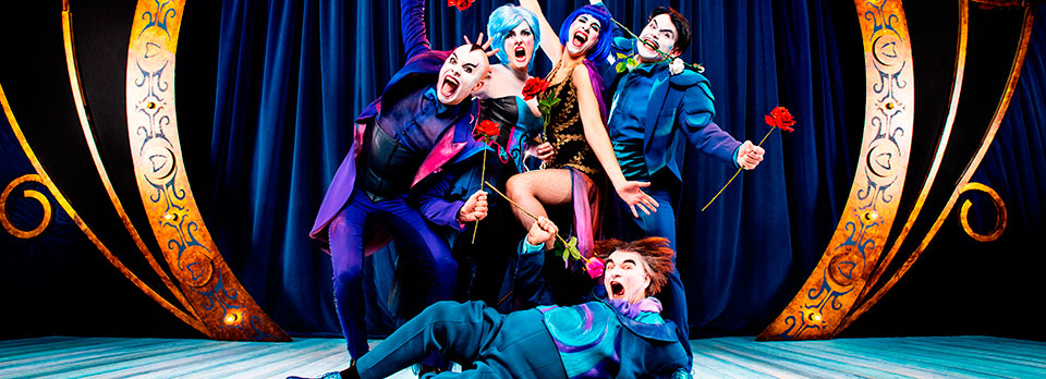 Abono de otoño Teatro Bergidum · The Opera Locos
