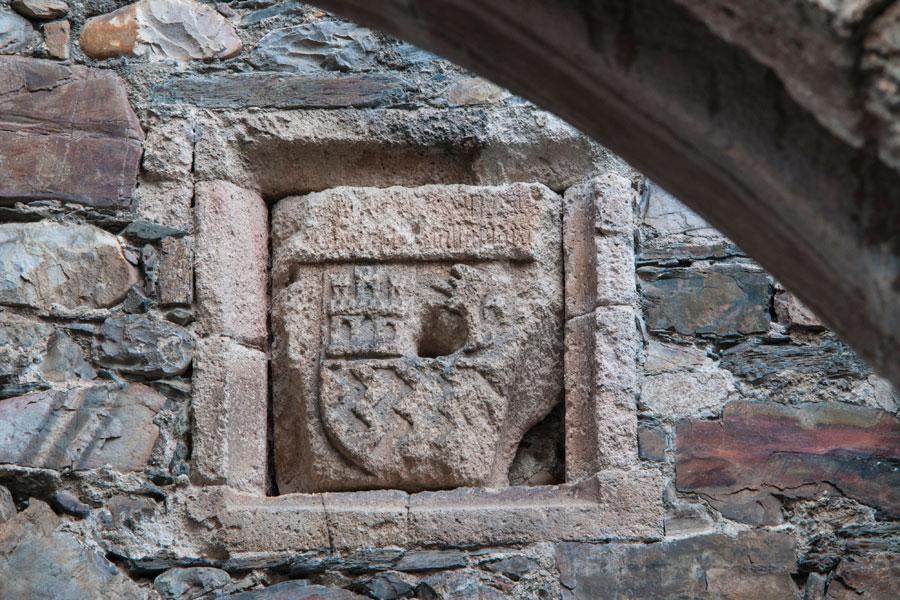 Escudo del Duque de Arjona