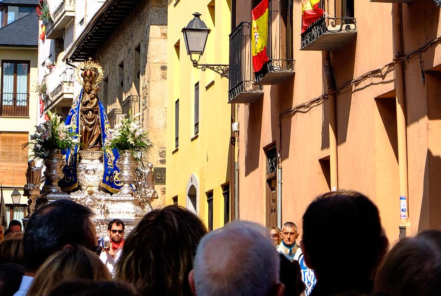 La Morenica o Virgen de la Encina