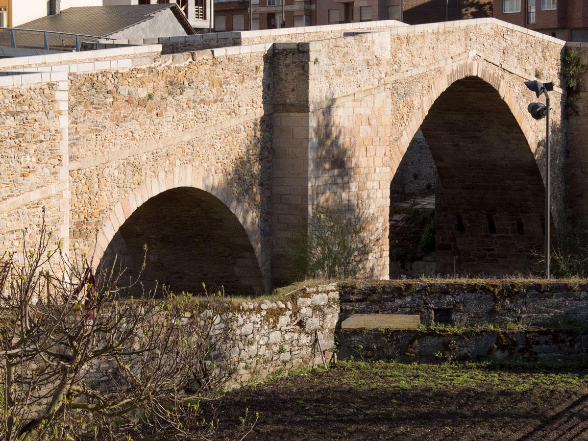 Ponferrada y sus puentes - Puente Boeza