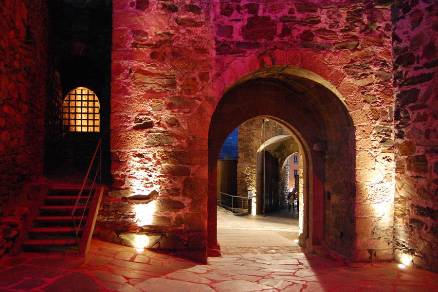 Puerta Torre de los Caracoles