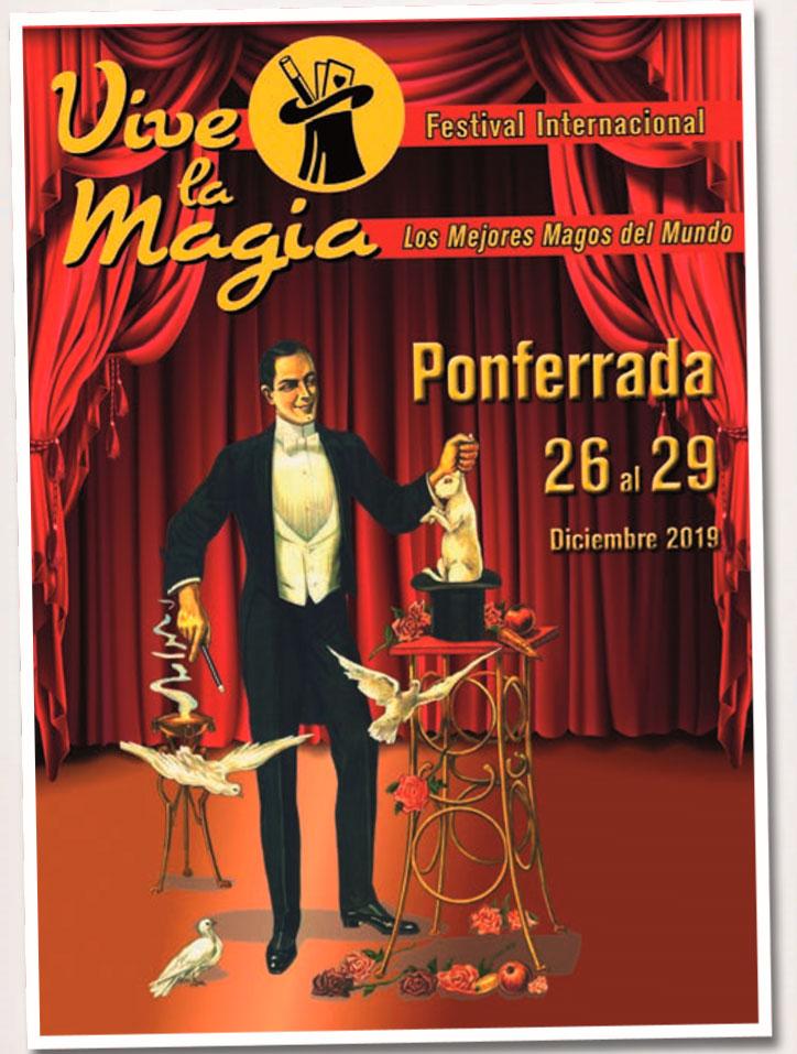 Festival de Magia Ponferrada