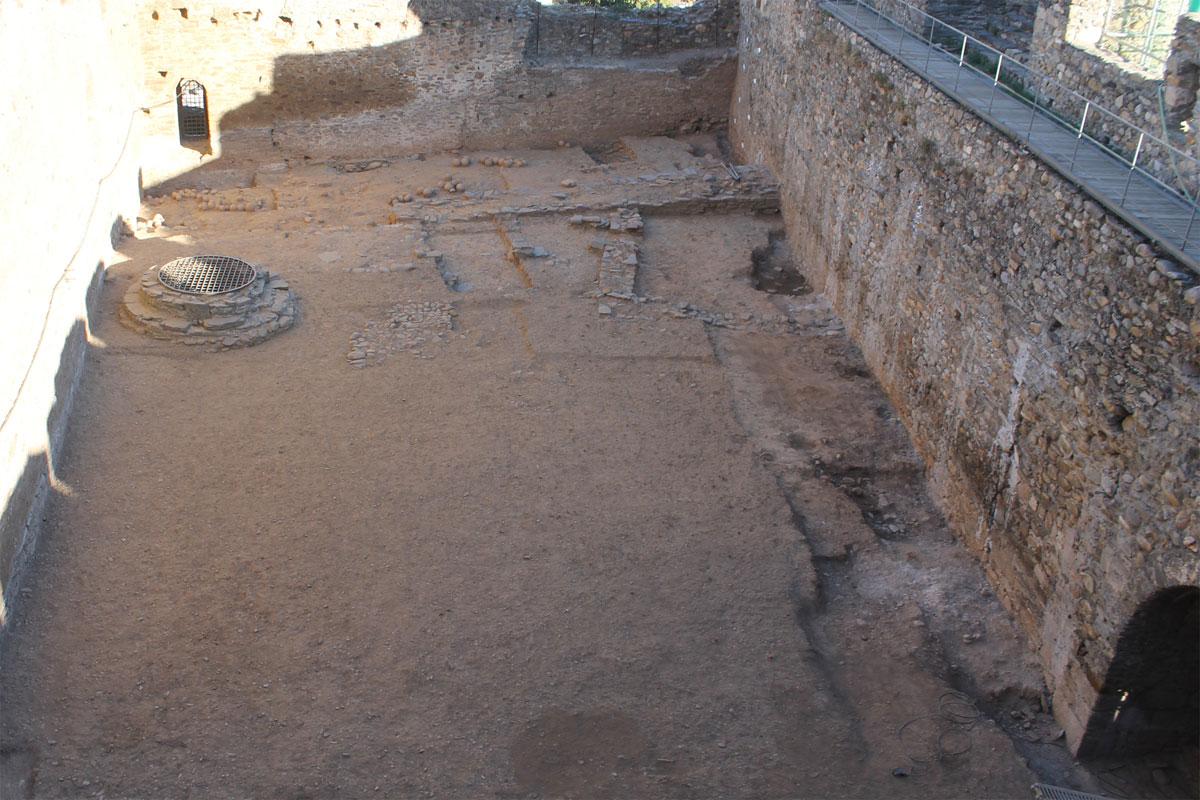 Proyecto de rehabilitación Castillo Viejo de Ponferrada