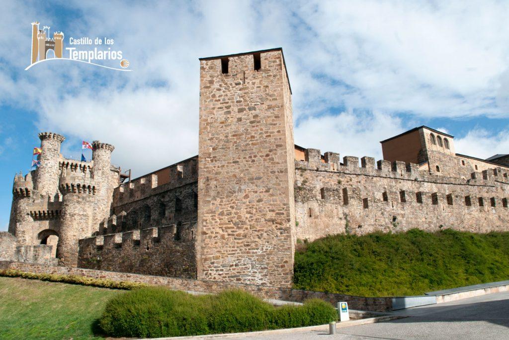 Torre de Cabrera encabalgada