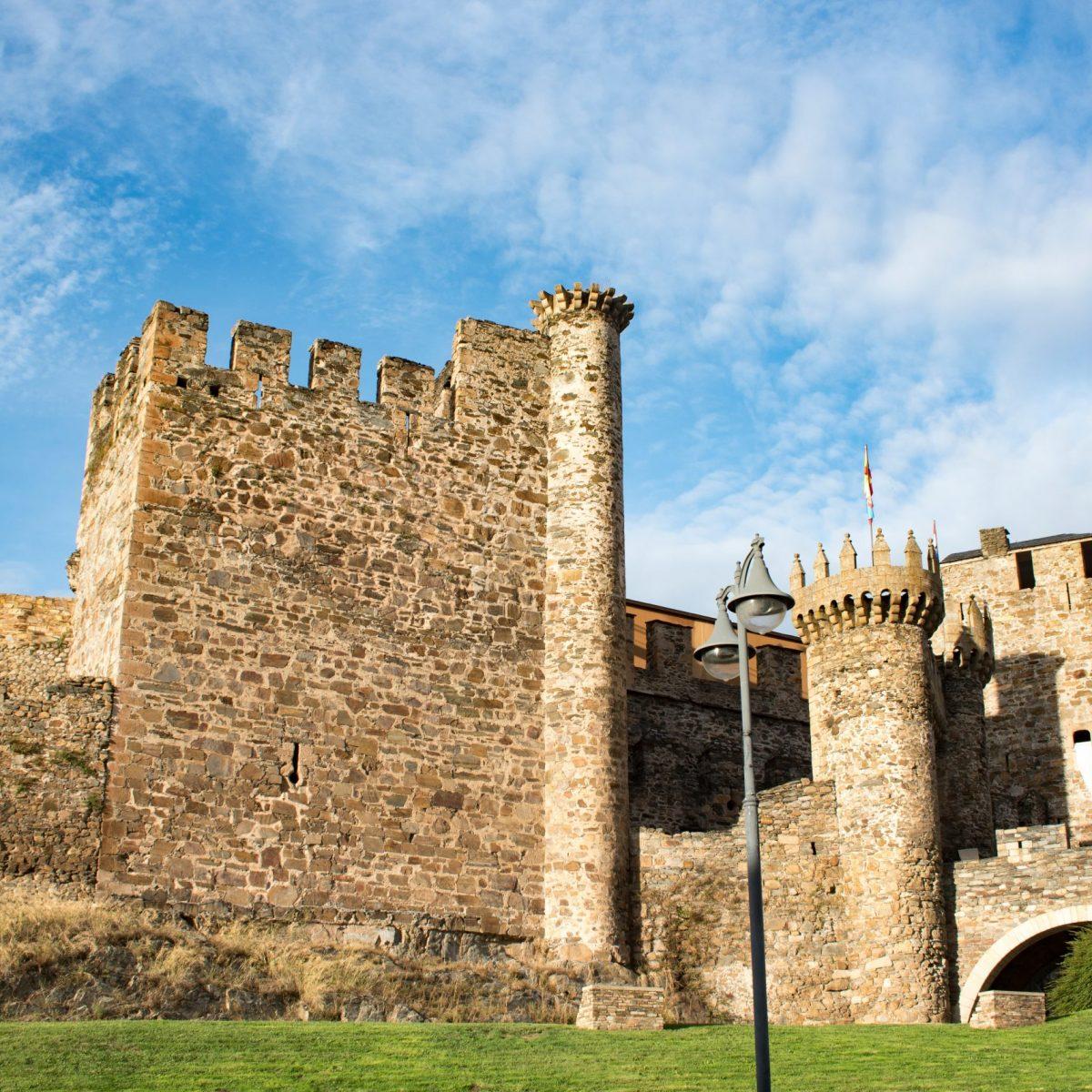 Castillos-Conservados