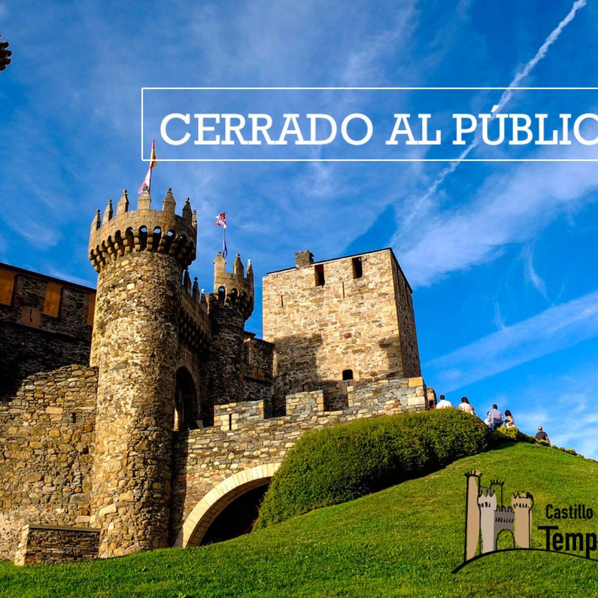 Castillo y Museos cerrados