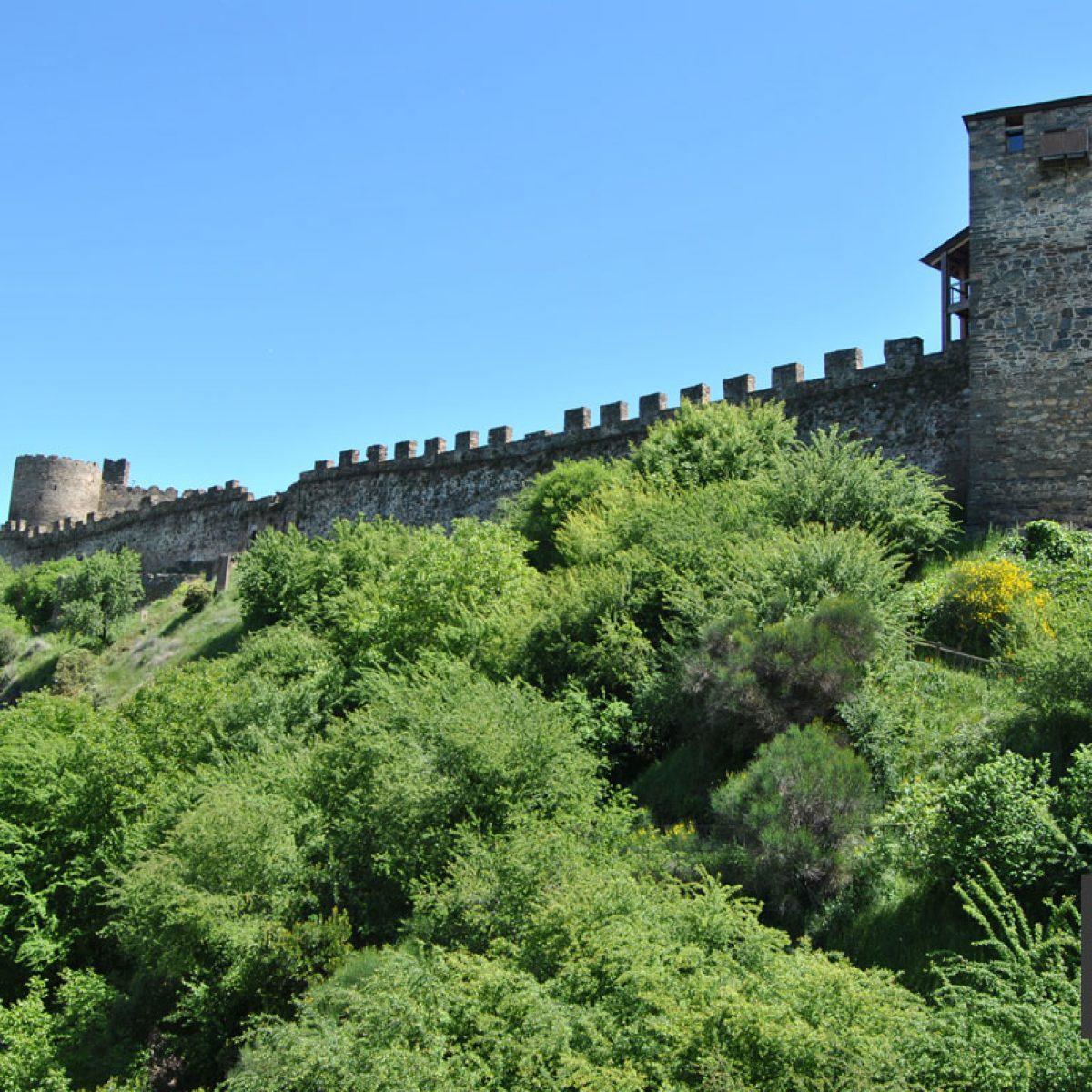 Grabaciones profesionales autorizadas en el Castillo