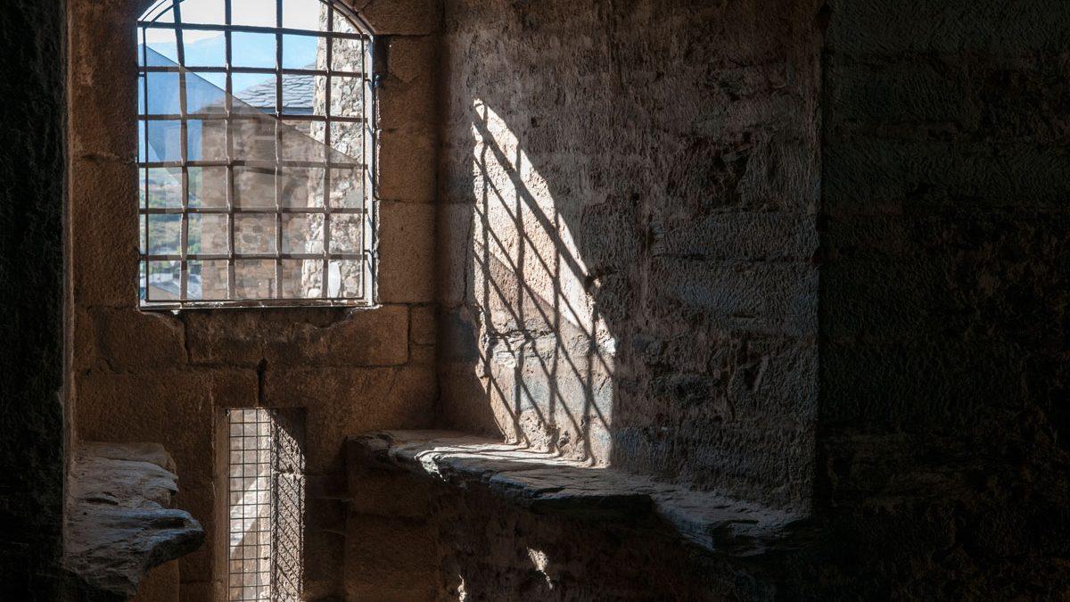 Señalización Castillo de los Templarios