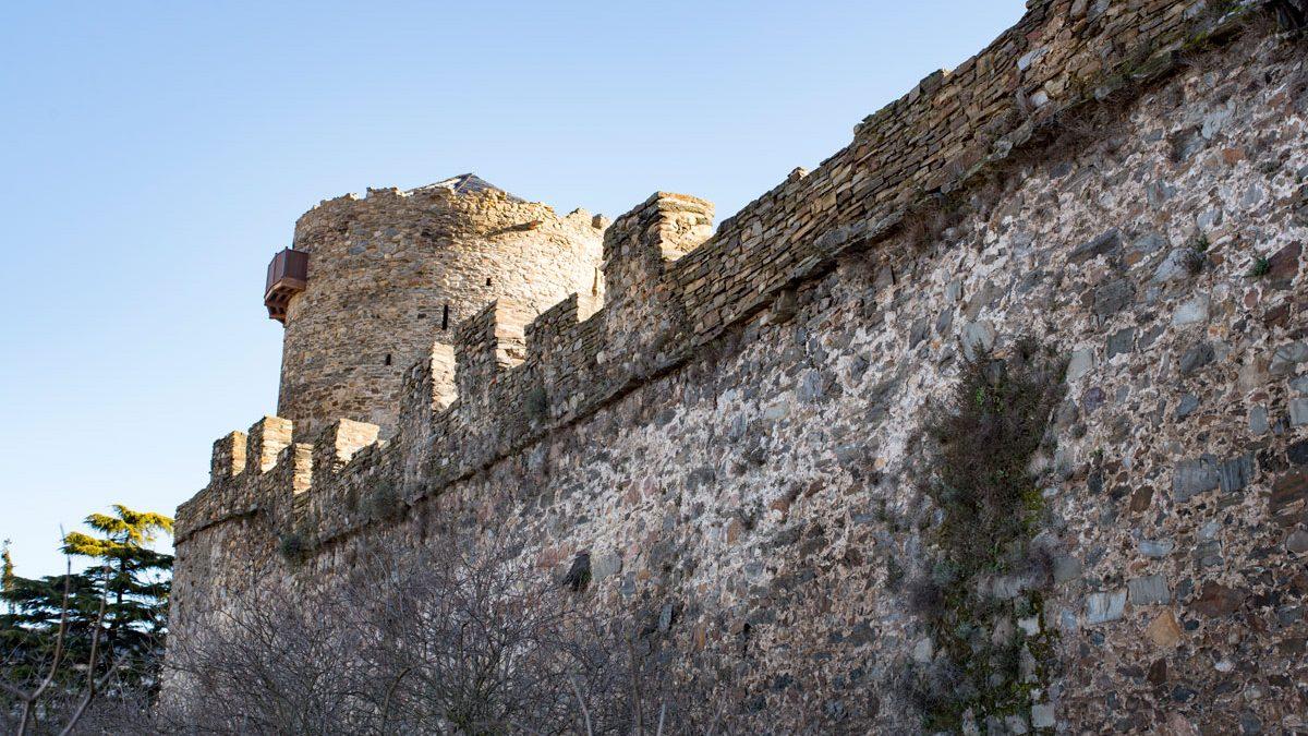 Reyes e Infantes en el Castillo