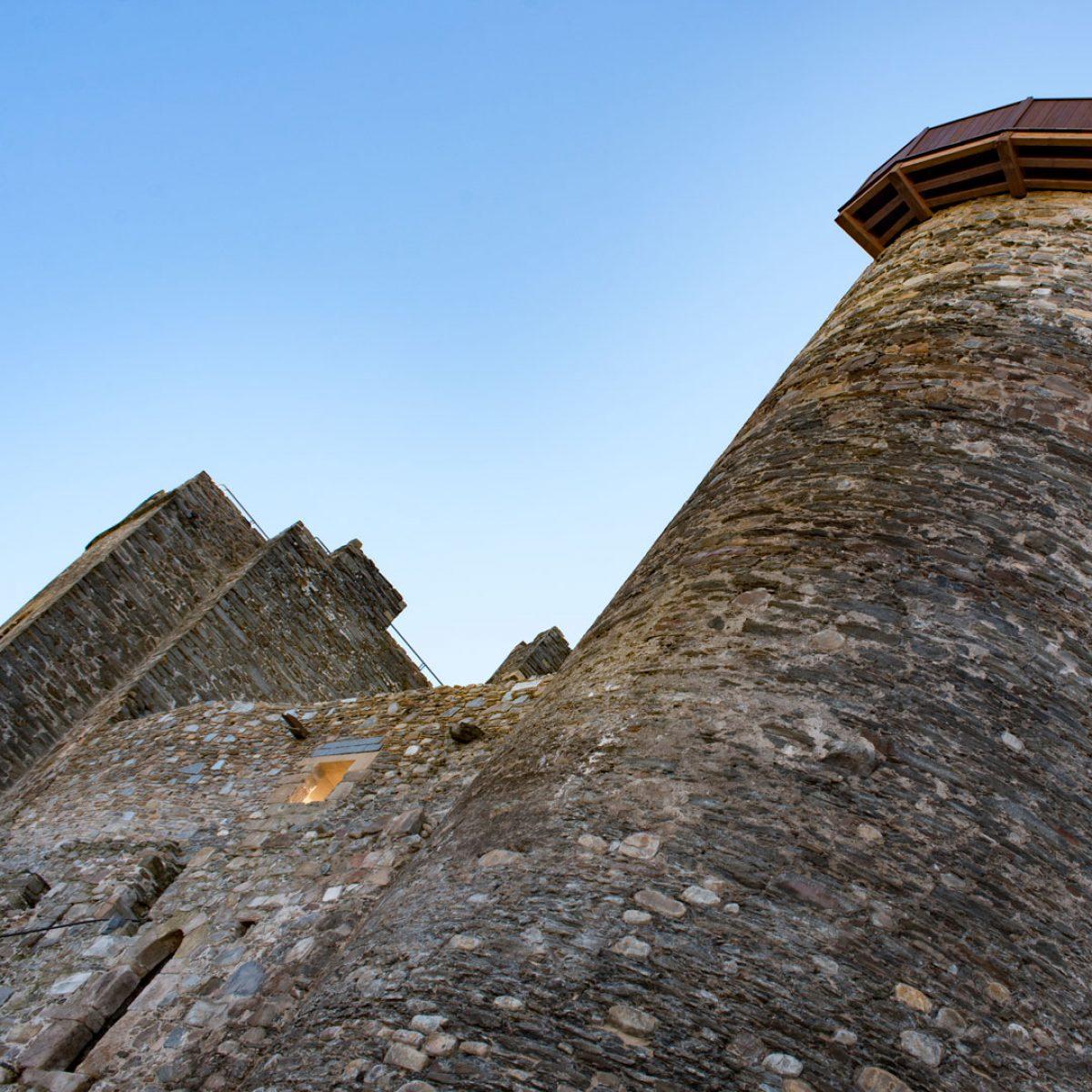 Medidas de seguridad COVID-19 en Castillo y Museos tras el estado de alarma