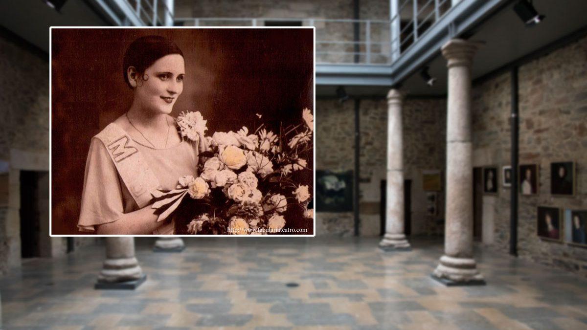 La historia de Paquina, Miss Ponferrada 1933